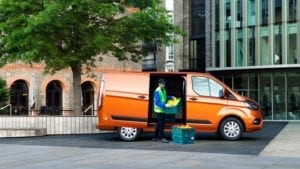 New Ford Transit Custom Limited