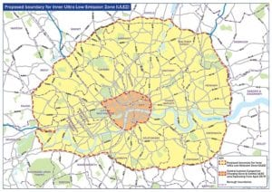ULEZ North & South Circular